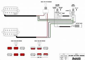 Ibanez Wiring Question