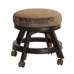 Seat Castres : 938 vanity stool w casters west penn billiards and fine furniture ~ Gottalentnigeria.com Avis de Voitures