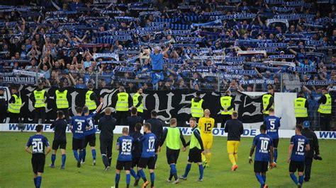 FOTOS Lotte Sportfreunde Lotte gegen SV Waldhof Waldhof