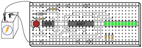 bit binary counter digital integrated circuits