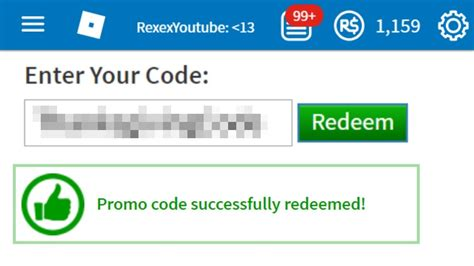 working roblox promo codes     youtube