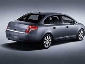 Citro U00ebn C4 Sedan  2007  - Citro U00ebn C4 Sedan  2007