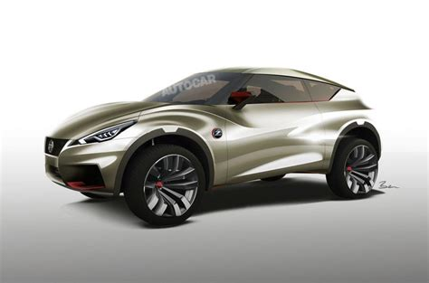 nissan gripz concept  preview upcoming  car autocar