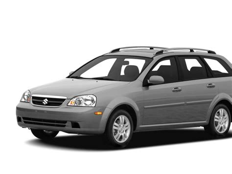 Suzuki Forenza 2008 Recalls by 2008 Suzuki Forenza Base 4dr Wagon Information