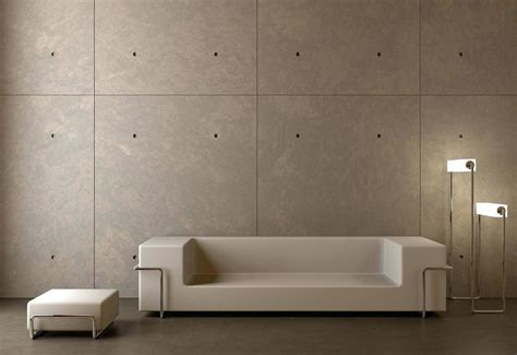 Concrete Feature Wall Panels Artful Design Ideas For Bedroom by Faux Concrete Wall Panels Idea Choice Of A Modern Space