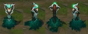 Program Lissandra - LoL Skin Spotlight - League of Legends ...