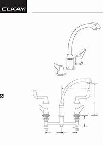 Elkay Kitchen Faucet Parts Diagram