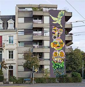 Kunst An Der Wand : die bev lkerung darf kunst an die wand klatschen tageswoche ~ Markanthonyermac.com Haus und Dekorationen