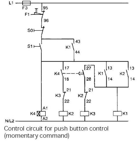 electrics  software typical circuit diagram