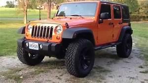 2012 Jeep Wrangler Jk Smittybilt Rear Bumper And Upgrades