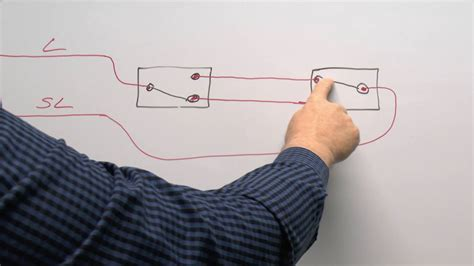 Lighting Circuits Part Wiring Multiple Switches Way