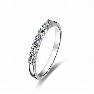 sterling silver wholesale 7stone 925 ring for women With female wedding rings