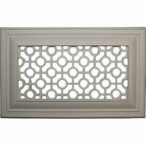 Resin Grille Air Return And Heat Register Vent Covers