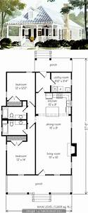 14 Dream Modern Home Plans For Narrow Lots Photo