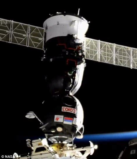 Us, Russia And Italy Astronauts Head To Iss In A Soyuz