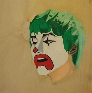Clown Alex Turner (Arctic Monkeys) by BucketHatChap on ...