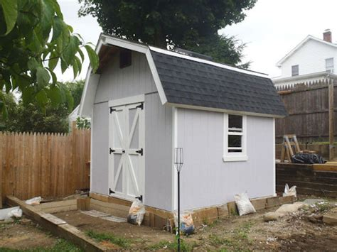 Brians 12x12 Shed With Loft
