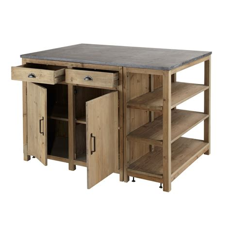 meuble central de cuisine meuble pour ilot central cuisine bulthaup cuisine b1