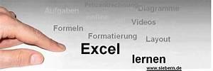 Prozente Online Berechnen : siebern kostenlos excel lernen mit videos online ~ Themetempest.com Abrechnung
