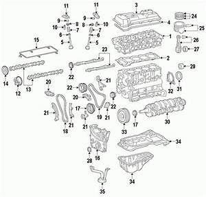 2008 Toyota Tacoma Engine Diagram