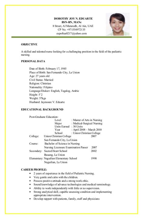 easy resume template makes your simpler resume