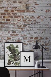 25+ best ideas about Brick wallpaper on Pinterest