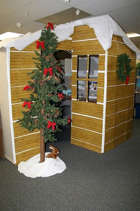 holiday office decorating ideas  smart workspaces