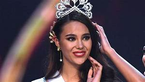 Miss Philippines Catriona Gray Miss Universe 2018 Winner