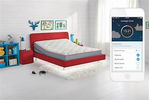 The new Sleep IQ Kids Bed by Sleep Number