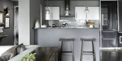 gorgeous kitchens  glossy reflective tiles