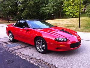 2000 Camaro Ss For Sale - Red M6 - Ls1tech