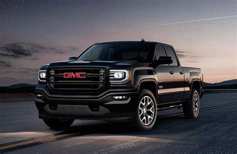 Could 2018 Gmc Sierra 1500 Get Diesel And Design Refresh?