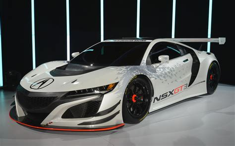 2019 Acura Rance : 2017 Acura Nsx Gt3 Races Into New York