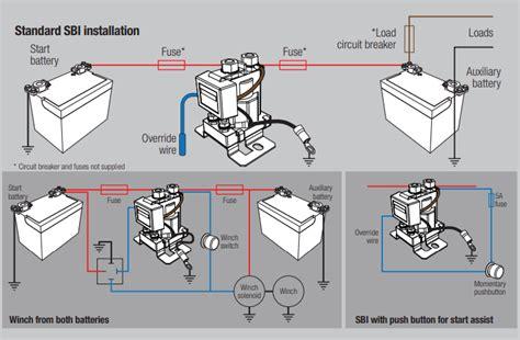 Redarc Smart Start Battery Isolators Sparesbox