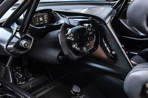 Aston Martin Vulcan Specs & Photos