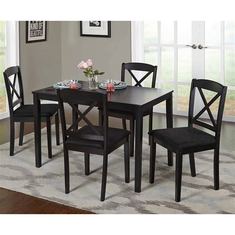 black dining table affordable black extendable dining