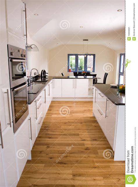 belles cuisines modernes cuisine moderne image stock image 10093091