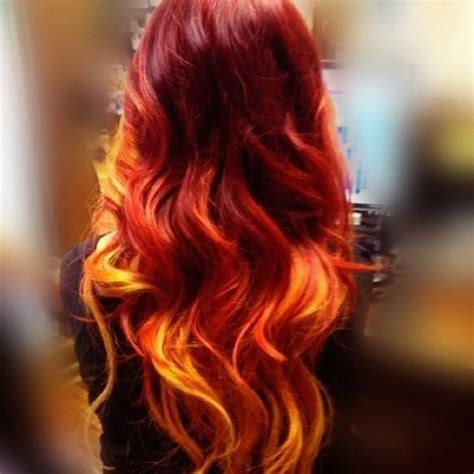 91 Best Images About Ombres On Pinterest Fire Hair