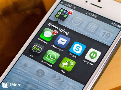 iphone messaging app instant messaging apps development lezgro web and