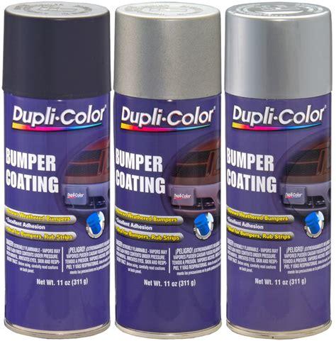 dupli color bumper coating 11 oz dupfbseries