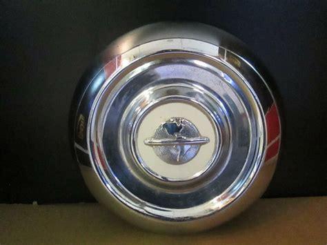 Vintage 1953/54 Oldsmobile Super Hubcap / Rat Rod Dog Dish