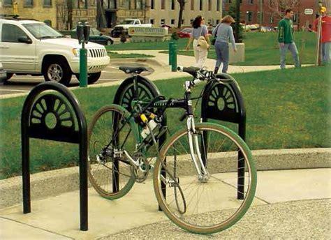 The Park & Facilities Catalog  Vintage U Bike Rack Image
