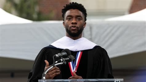 Us actor chadwick boseman, best known for playing black panther in the hit marvel superhero franchise, has died of cancer aged 43. 24 Little Known Facts About Chadwick Boseman