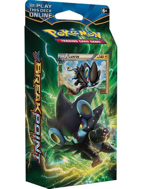 Theme Decks  Xy—breakpoint  Trading Card Game Pokemoncom