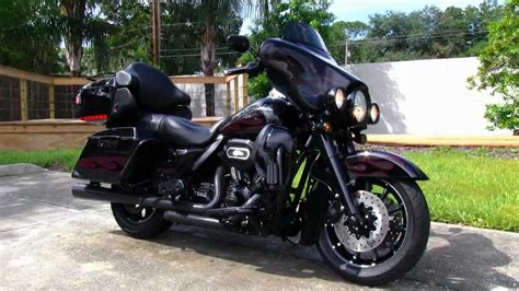 Harley Davidson Ultra Limited 4k Wallpapers by Used 2010 Harley Davidson Cvo Ultra Classic Electra Glide