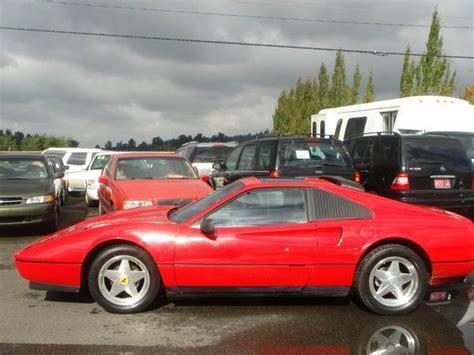 308 Kit Car by Mint 328 Gts Replica Kit Car 308 348 355 360