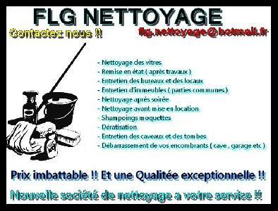 flg nettoyage annonces gratuites ménage