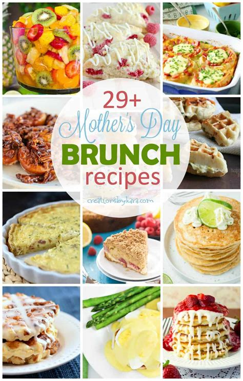 the best brunch recipes mother s day brunch recipes creations by kara