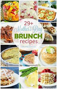 Mother's Day Brunch Recipes - Creations by Kara