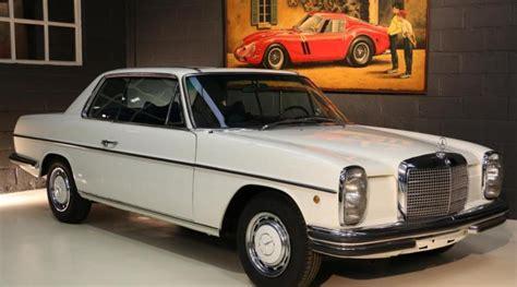See more ideas about mercedes w114, mercedes, mercedes benz. Mercedes-Benz W114 Coupe 1970 250C Hikayesi Klasikotom.com da
